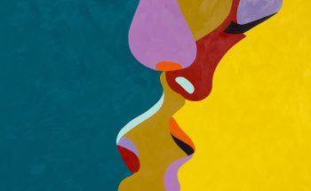 Helen Beard colorful portraits of sex and intimacy